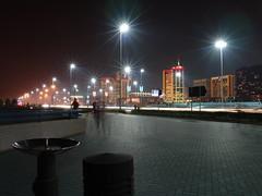 Abu Dhabi Corniche nights (Makz) Tags: abudhabi uae corniche waterfront night