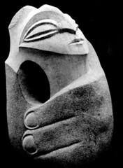 Filipe Tohi - Fakakaukau 1996 (te_kupenga) Tags: kupenga filipetohi 2006 kiwi post sculpture