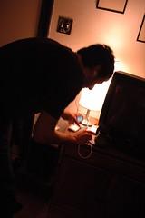 DJ enric (sarasita) Tags: nomoreclasses blowingoffsteam dj ipod enric