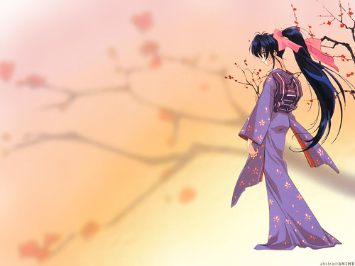 kenshin_01_1024, Girl Kenshin, Anime computer desktop wallpapers