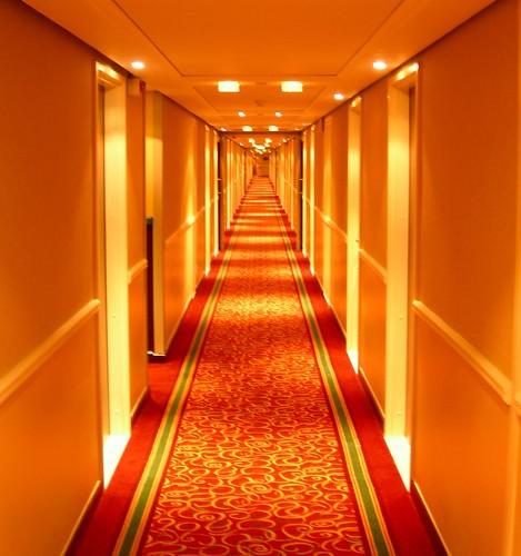 I hate f***ing hotels