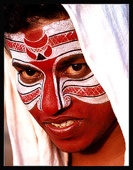Red Face (ashitparikh) Tags: bsbpotw bsbred lpfestasiapacific pcafaces pcared