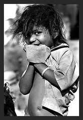 Shy Child (ashitparikh) Tags: pcaexpressions indianportraits