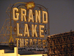 the golden grand lake (pbo31) Tags: street old city vegas signs streets classic sign northerncalifornia vintage lights colorful neon glow post antique character favorites style historic business sanfranciscobayarea font classical neonsign eastbay script fashioned electiric metroarea urbanarea greaterbayarea