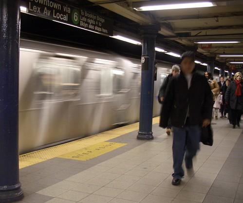 Lex & 59th station