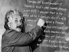 The Fluoride Uncertainty Theory