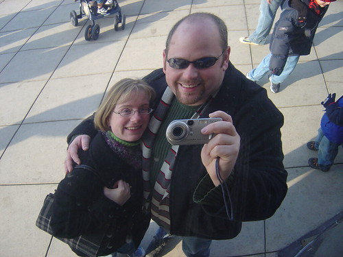 Us in the Bean