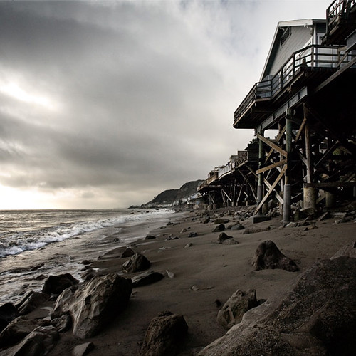 Stilts, Malibu by imagebysp