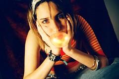Estefanía [bubble gum!]