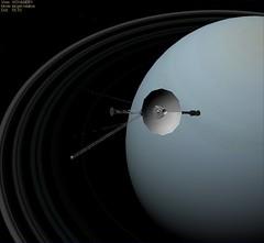 Voyager Uranus