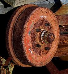 rust junkyard closeup appalachia antiqueautos