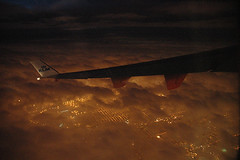 Montreal lit up (caribb) Tags: travel sky canada night clouds plane wow airplane lights flying inflight airport cool fantastic wings montral aircraft aviation tail jets airplanes great wing jet cockpit stormy aeroplane aerial explore qubec citylights planes stunning windowview vol boeing avio klm dreamlike flugzeug takeoff schiphol aeroport aeropuerto  airliner aeroplanes avion airliners md11 yul cityview kanada vliegtuig jetliner flugzeuge  mcdonnelldouglas flug   jetliners aeroplano flickrexplore phkci aroports lesaroportsdemontral luchtvaart   lesavions