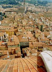 Firenze Rooftops (Natman) Tags: italy tag3 taggedout florence tag2 tag1 rooftops tuscany firenze toscana
