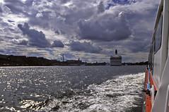 On board (@Visual_Mind) Tags: travel sea boat ship sweden stockholm transport swedish sail nordic scandinavia society professionalphotographer scandinavian stockhom pereira miguelpereira wwwmiguelpereiraes