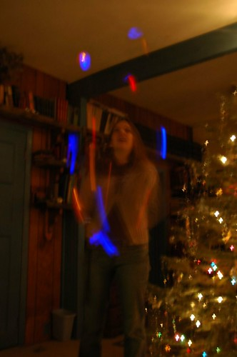 Juggling Lights