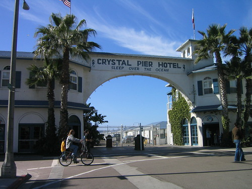 Crystal Pier, San Diego, Jan 2004