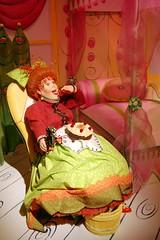 Wicked Stepsister (chriswarren) Tags: cinderella marshallfields stpaul holiday 8thfloor