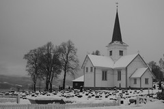 Dokka Church by Marcus Ramberg, on Flickr