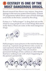 Ecstasy Is One Of The Most Dangerous Drugs (Legolam) Tags: scientology propaganda drugs religion detox controversial hubbard narconon ecstasy hallucinogen amphetamine stimulant