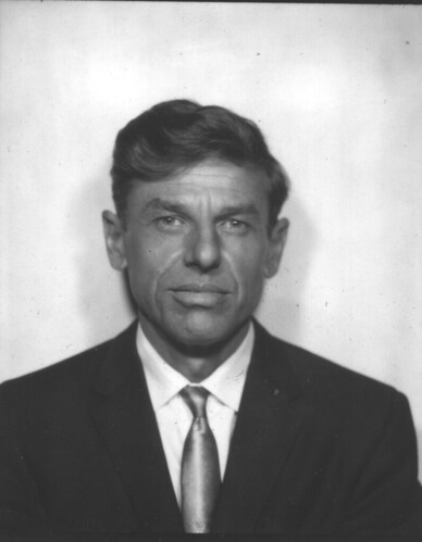 Joe Wilner ca. 1960