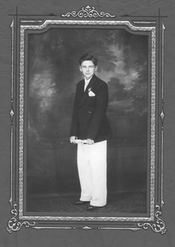Joe Wilner 1937