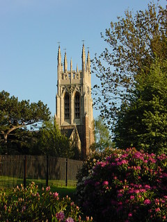 Stapenhill Church, Burton upon Trent