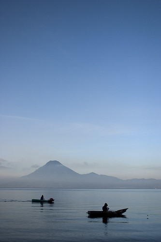 Atitlan Sunrise