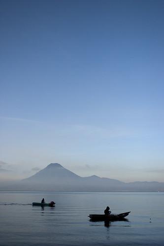 Atitlan Sunrise
