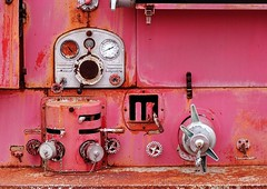 Firetruck - by code poet