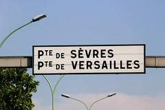 Road Sign (Good fella) Tags: toparis 3september2004 sander