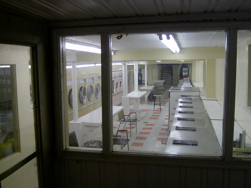 The Loneliness of the Late-Night Laundromat