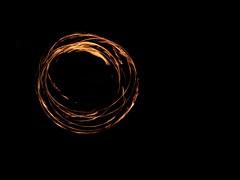 Fire Twirling 4 (Saunderses) Tags: firetwirling staff