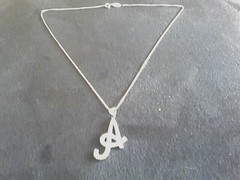 New blingy necklace