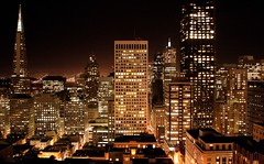 Downtown (Thomas Hawk) Tags: sanfrancisco california city usa building topf25 architecture night downtown cityscape view unitedstates fav50 10 unitedstatesofamerica william fav20 financialdistrict transamerica fav30 transamericapyramid skyscrapper transamericabuilding pereira bofabuilding bankofamericacenter fav10 williampereira 555californiast 555californiastreet fav25 pietrobelluschi fav40 skidmoreowingsandmerrill fav60 williamlpereira pereria superfave wursterbenardiandemmons