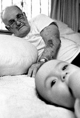 Beni & Grandpa