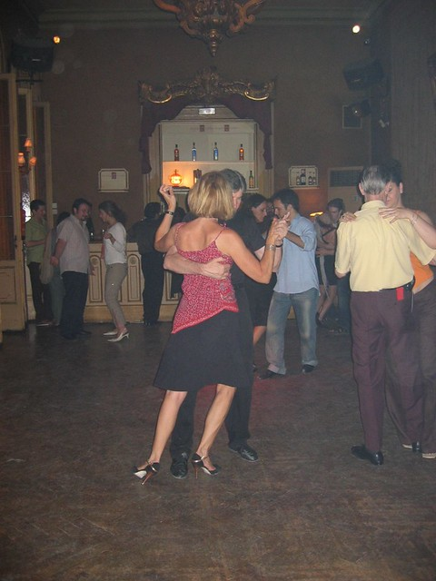 D for Dancing en la Milonga
