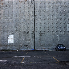 Private Parking Only (|Shrued) Tags: nycpb parking private privateparking minicooper