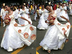 bitoon (Farl) Tags: colors festival dance costume movement catholic dancers faith philippines religion dancer skirt grace cebu tradition sinulog sinulog2006 cebusugbo