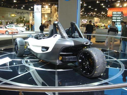 Volkswagen GX3 concept car