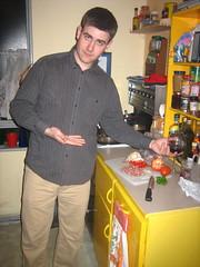 Iron Chef Shea