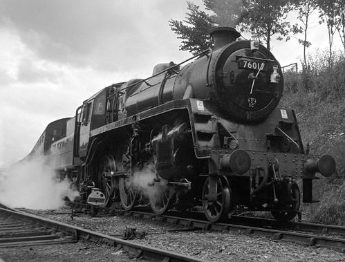 フリー画像| 電車/列車| 蒸気機関車| モノクロ写真|        フリー素材|