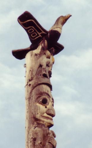 Family totem poles