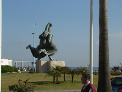 Torremolinos - Picasso roundabout