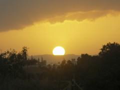 Kaua'i Sunset (P-Kittye) Tags: sunset sun tag3 taggedout hawaii tag2 tag1 kauai iwant5 pkittye
