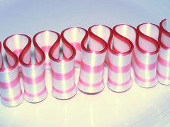 Ribbon Candy (cjggbella) Tags: leica lumix candy panasonic ribbon fz5 peppermint sweetcandy