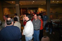 long line to eat (drumcore26) Tags: men jesus joy passion integrity mensconference2006 fightthegoodfight menofpassion