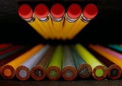 Over/Under (taylorkoa22) Tags: school newmexico color pencil pencils interestingness cool colorful albuquerque dukecity olympus abq marc 300views 100 300 crayons 500 nm penpencilbrushink 1000 300v 1000v c765 30favs 100fav marcgutierrez 100favs g09