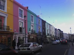 Cute Portobello houses