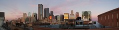Dallas Skyline (from home office) (Michael Ingrassia) Tags: panorama favorite skyline dallas texas perfectpanoramas farmersmarkettownhomes