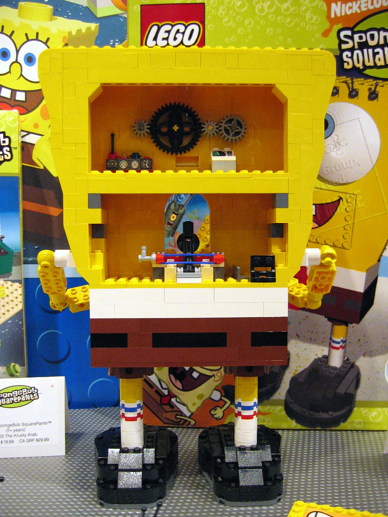 Toy Fair 2006: SpongeBob SquarePants